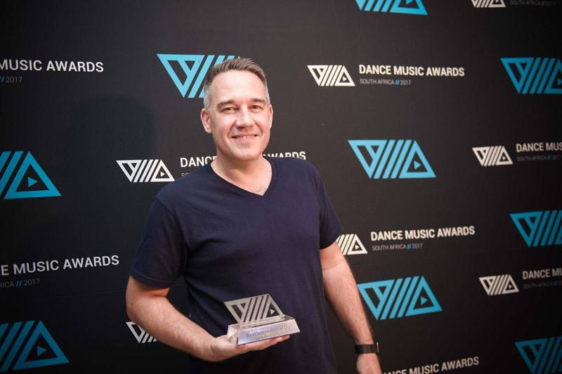 Lars Behrenroth DMASA  Award
