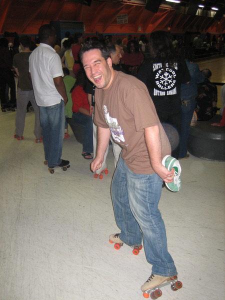 LB on Skates