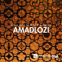 Apple Jazz ft. Slaga and Idelan - Amadlozi (Original Mix) - Deeper Shades Recordings