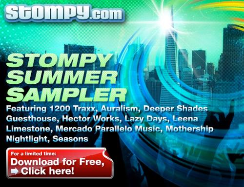 free Stompy Summer Sampler