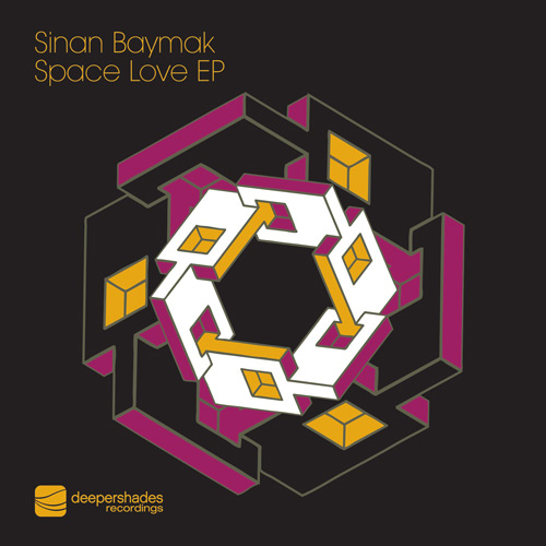 Sinan Baymak - Space Love EP - Deeper Shades Recordings 007
