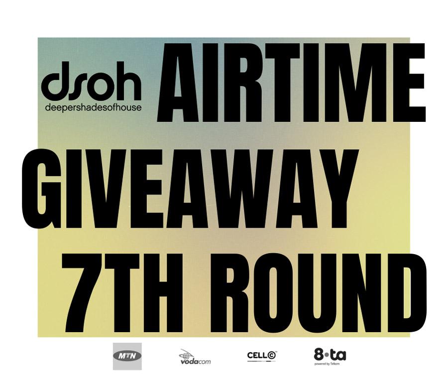 SA Airtime Giveaway