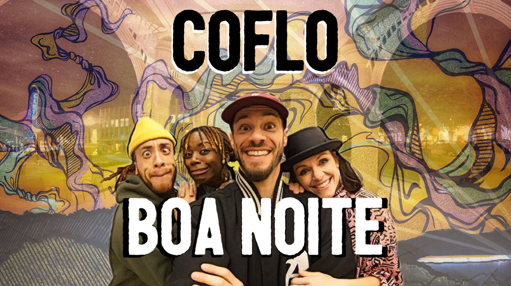VIDEO PREMIERE - COFLO - Boa Noite - Deeper Shades Recordings