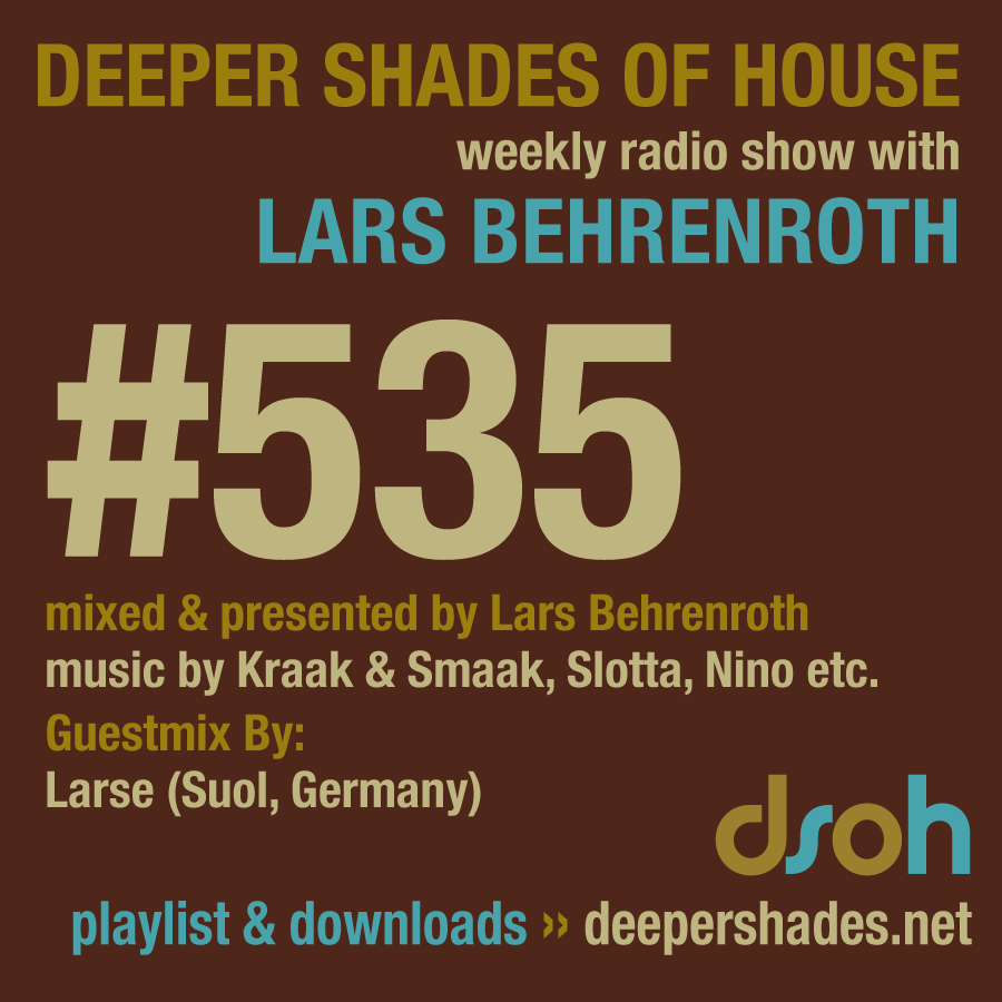 Deeper Shades Of House 535