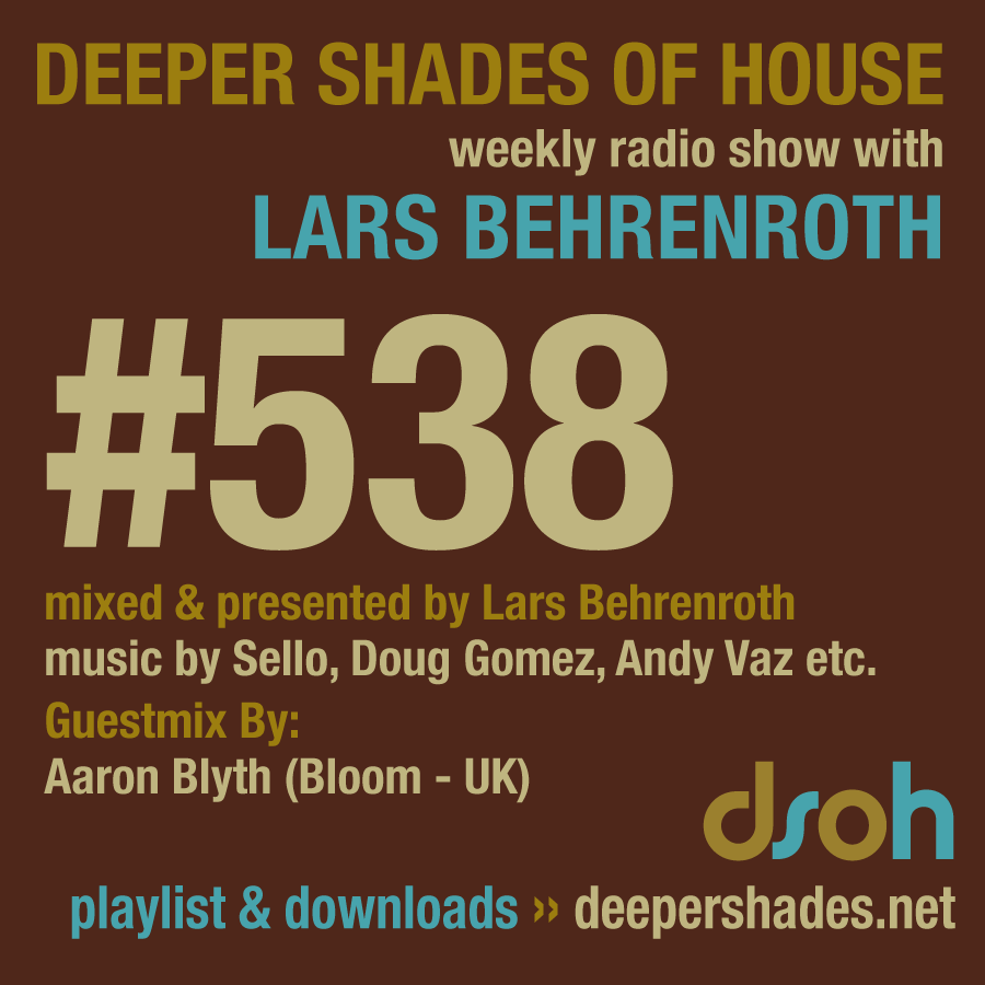 Deeper Shades Of House 538