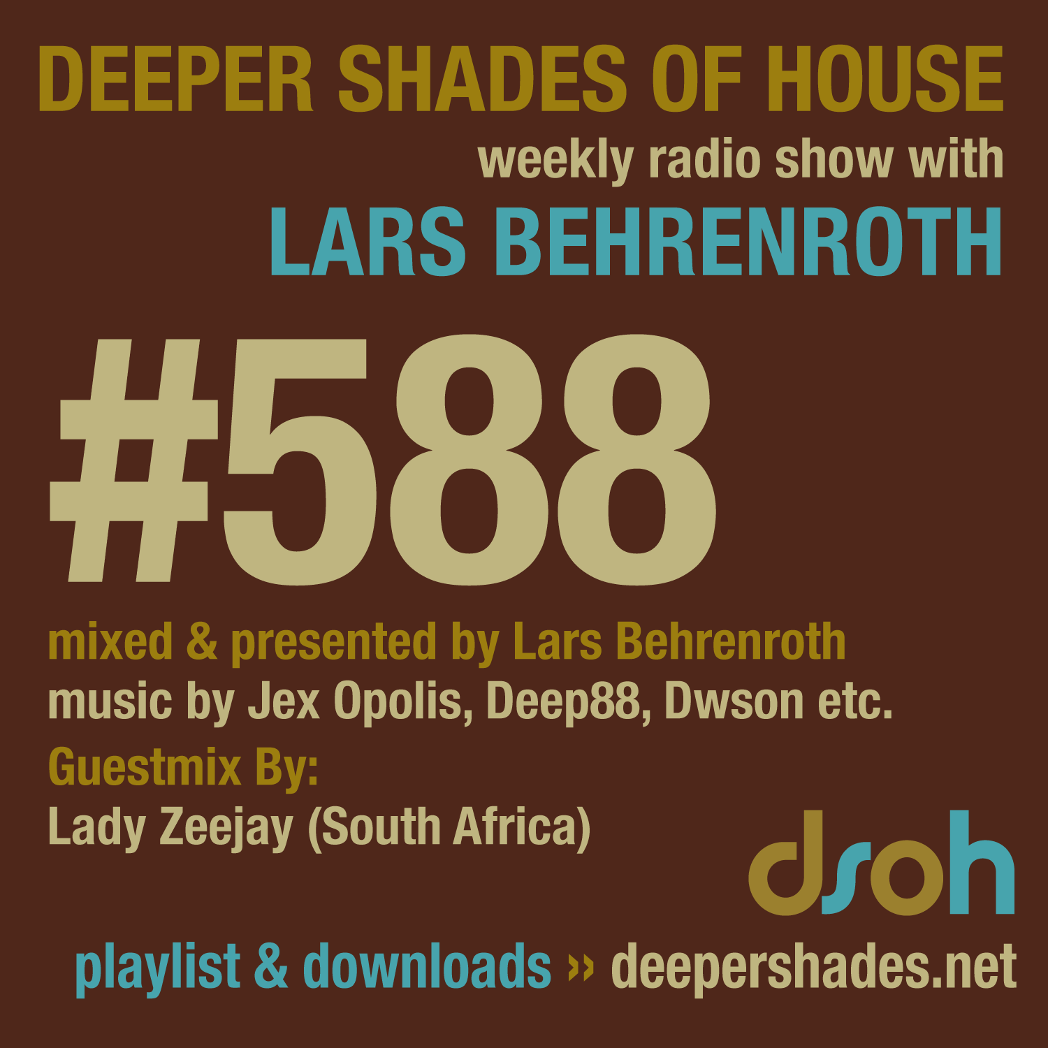 Deeper Shades Of House 588