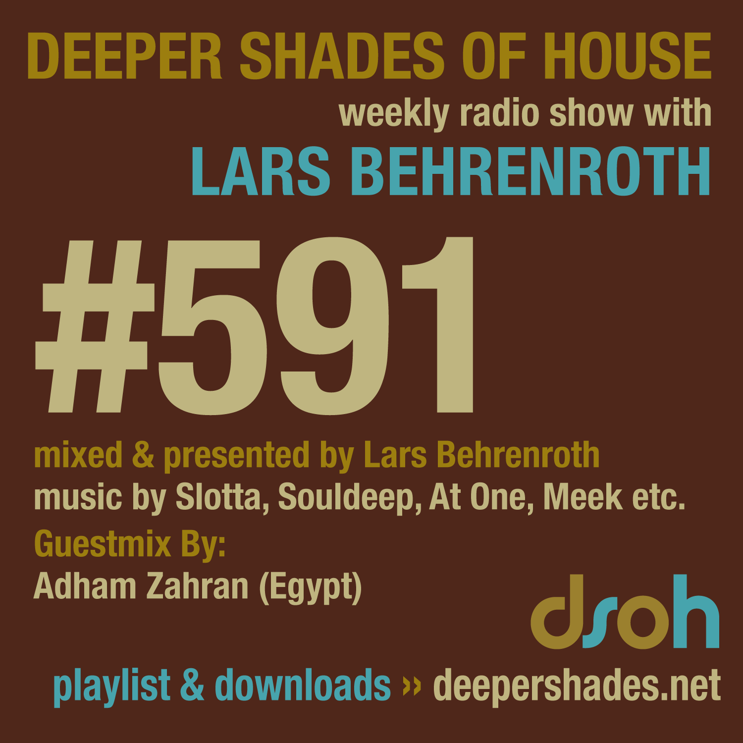 Deeper Shades Of House 591