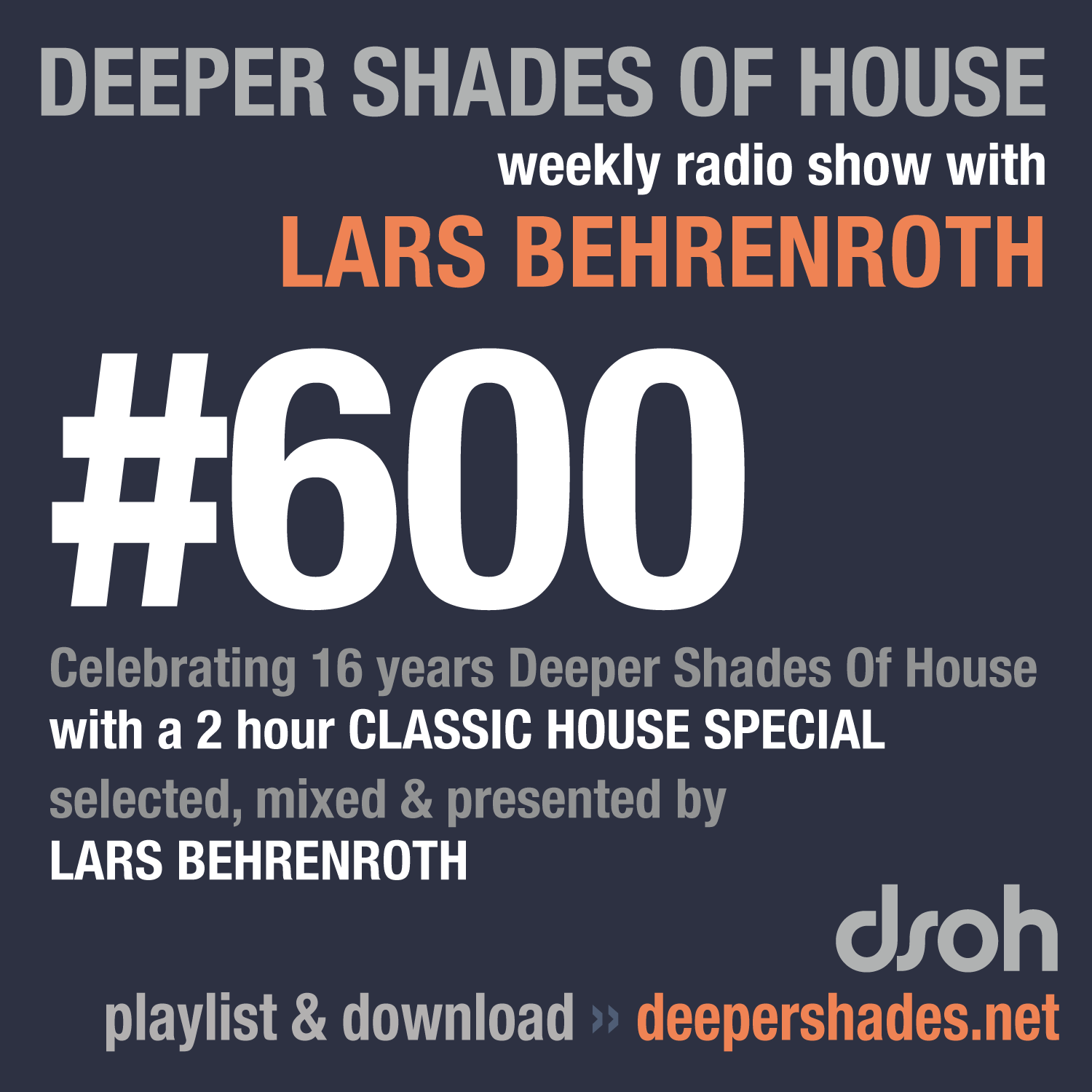 Deeper Shades Of House 600