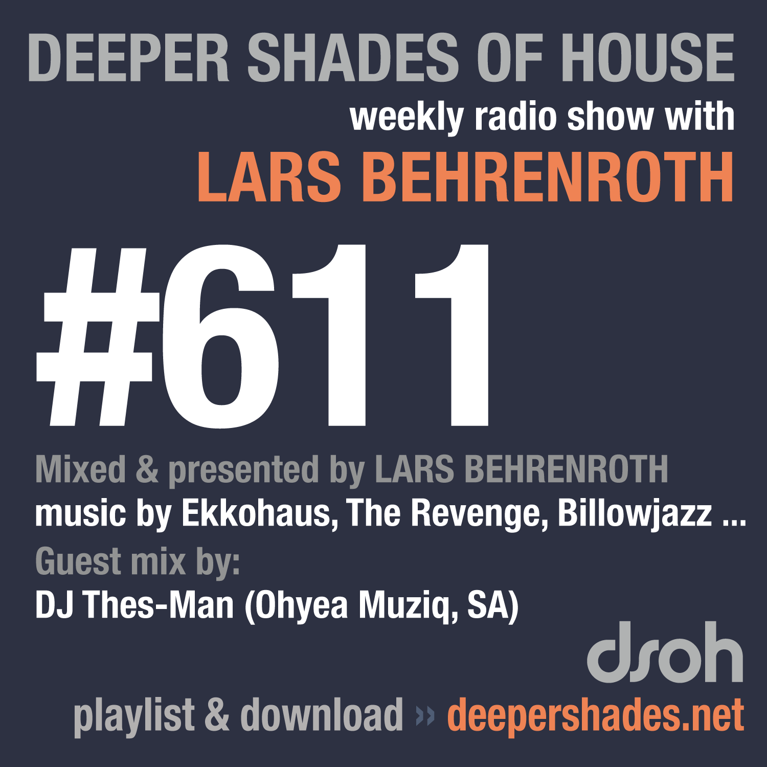 Deeper Shades Of House 611