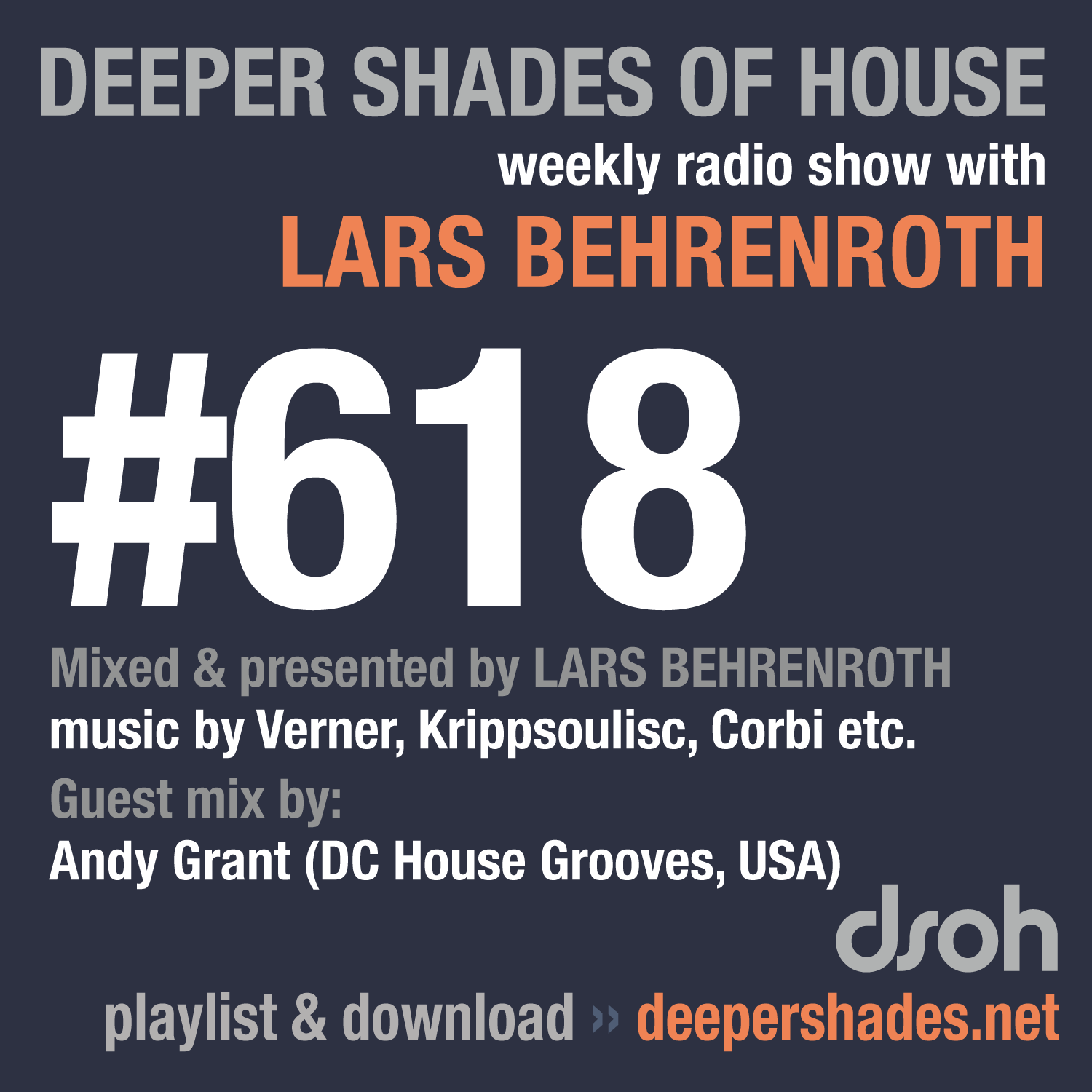 Deeper Shades Of House 618