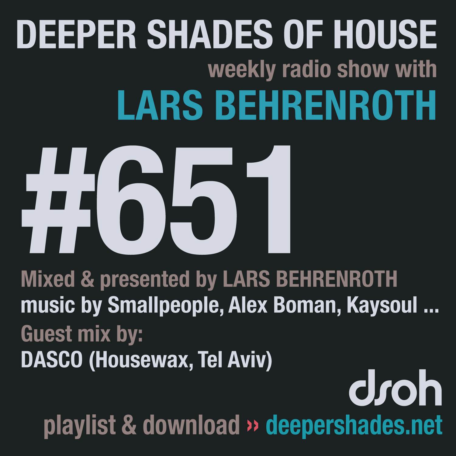 Deeper Shades Of House 651