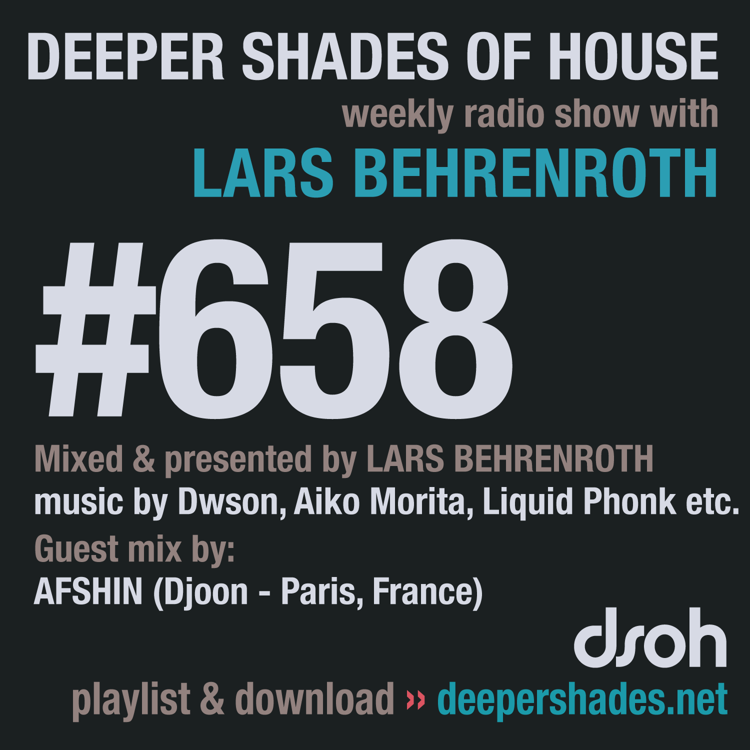 Deeper Shades Of House 658