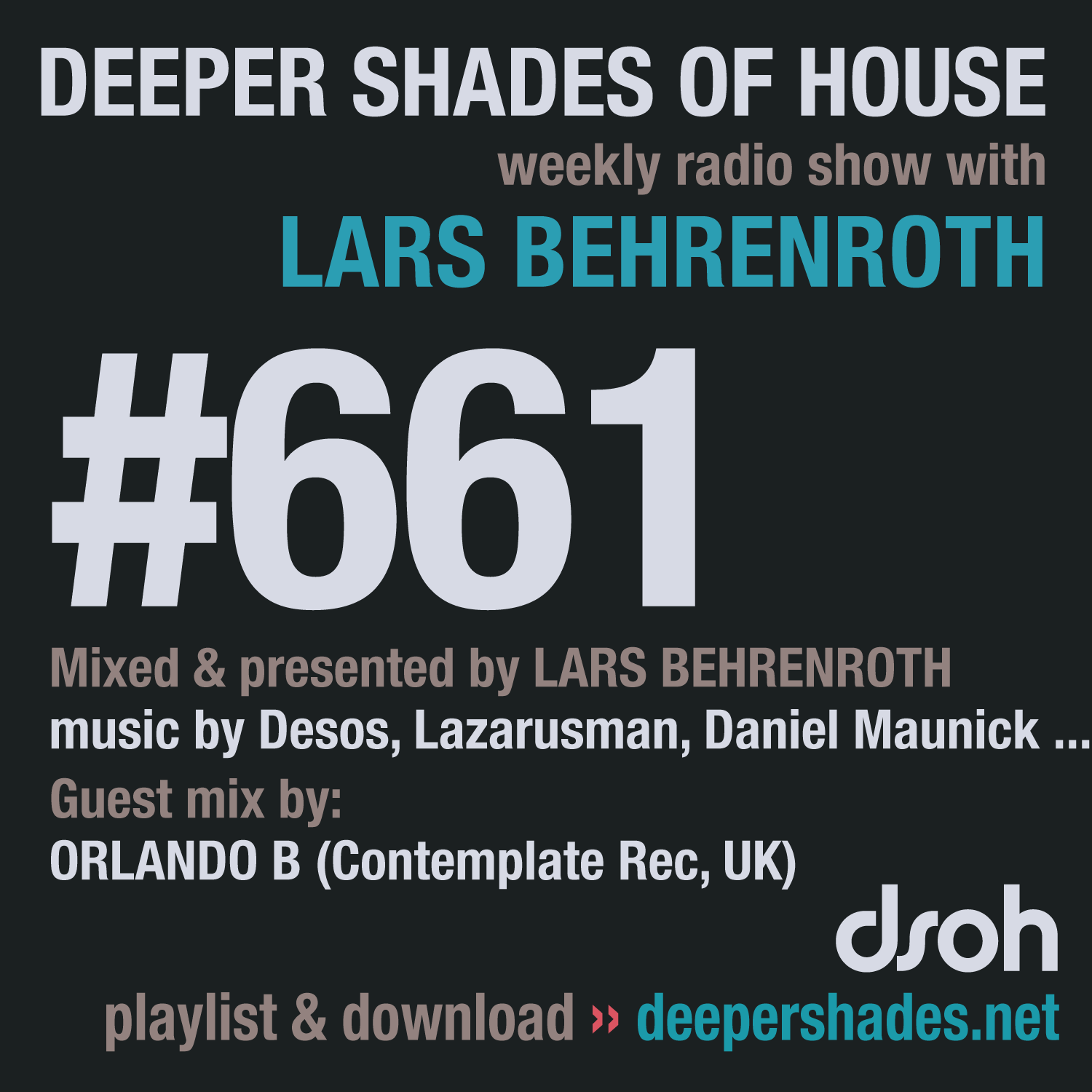 Deeper Shades Of House 661
