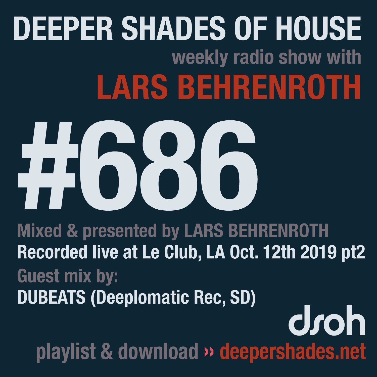 Deeper Shades Of House 686