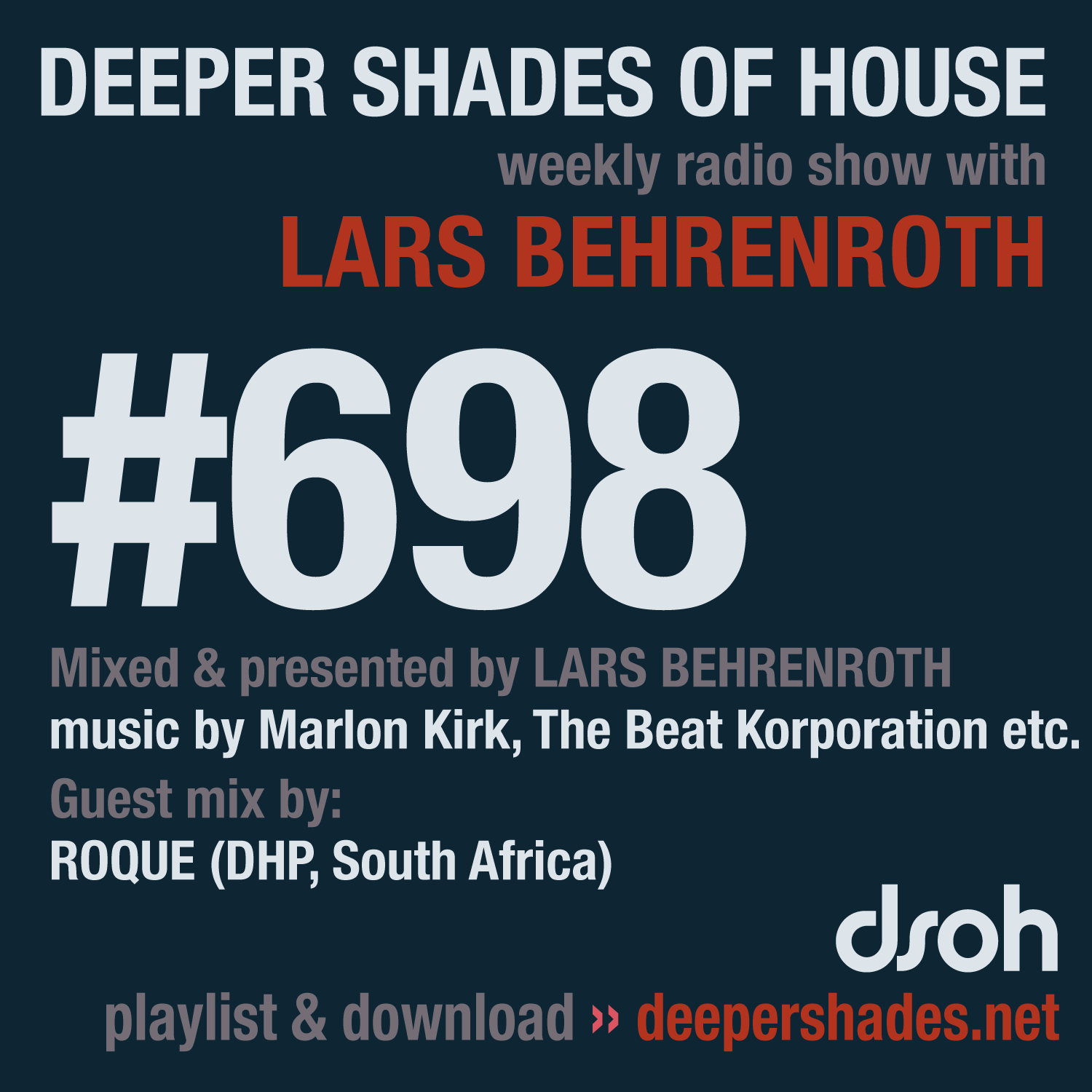 Deeper Shades Of House 698