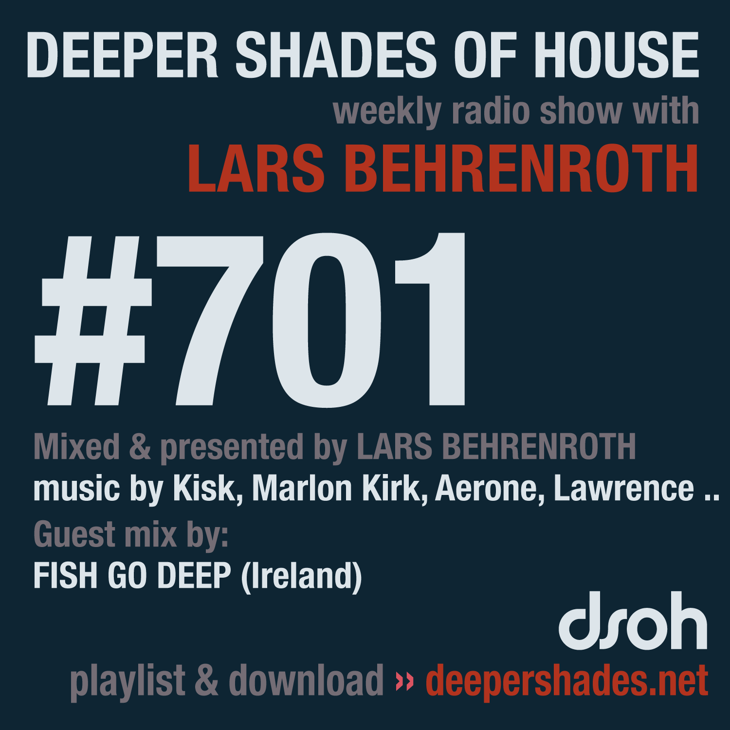 Deeper Shades Of House 701