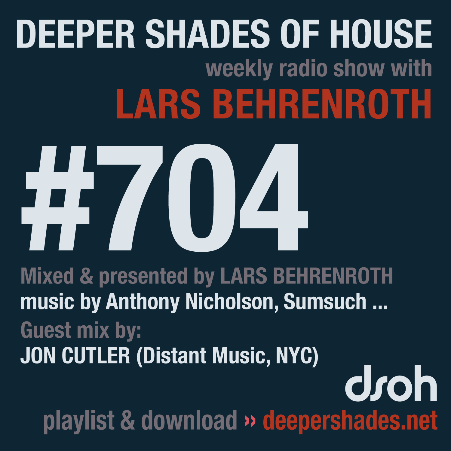 Deeper Shades Of House 704