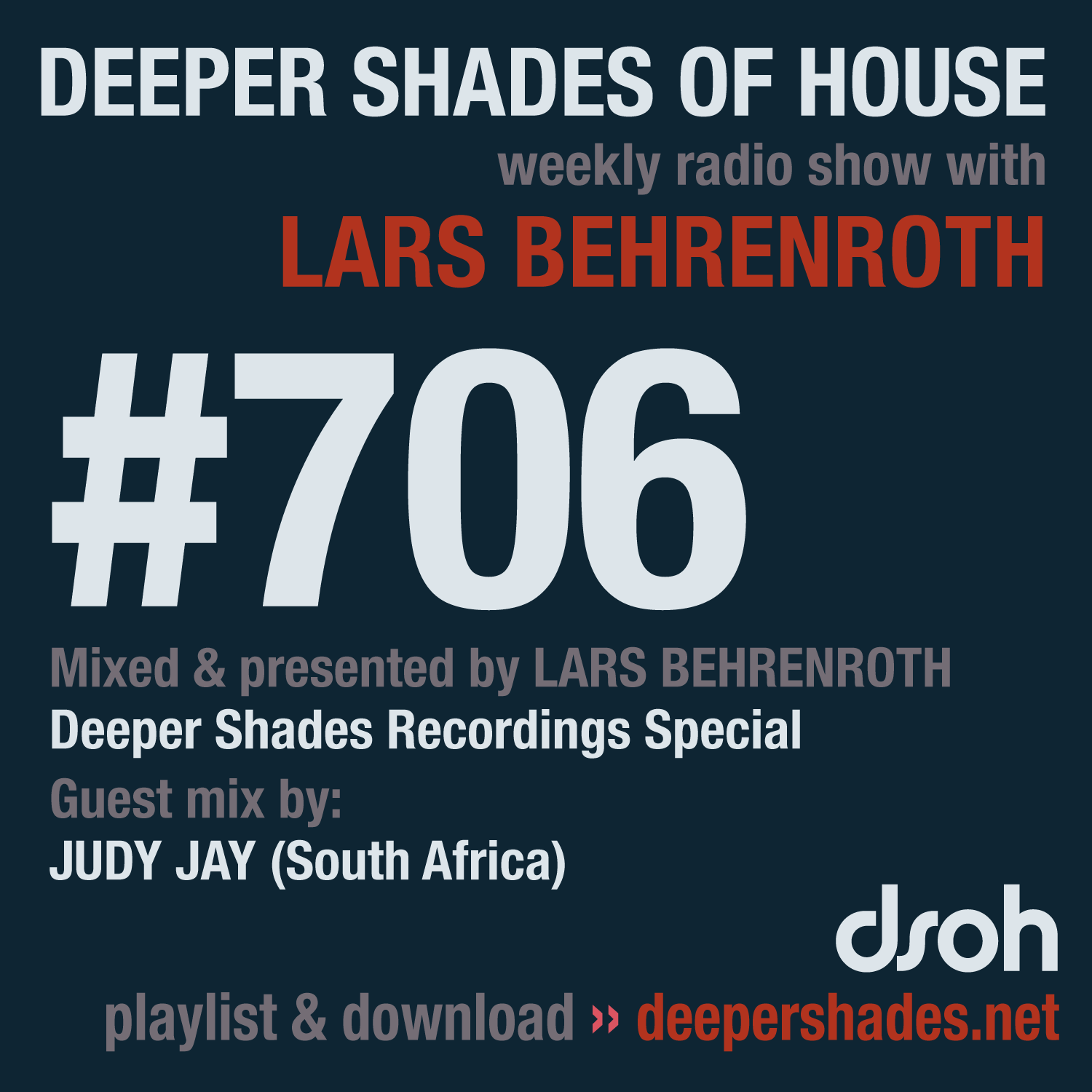 Deeper Shades Of House 706