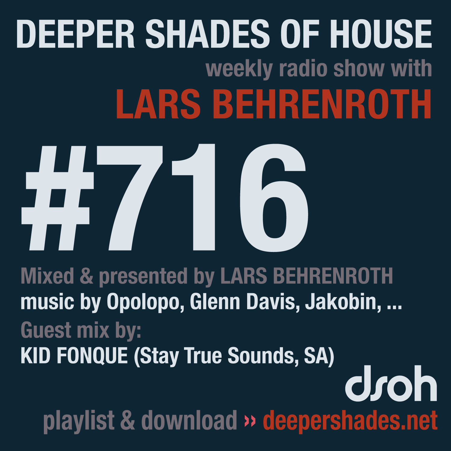 Deeper Shades Of House 716
