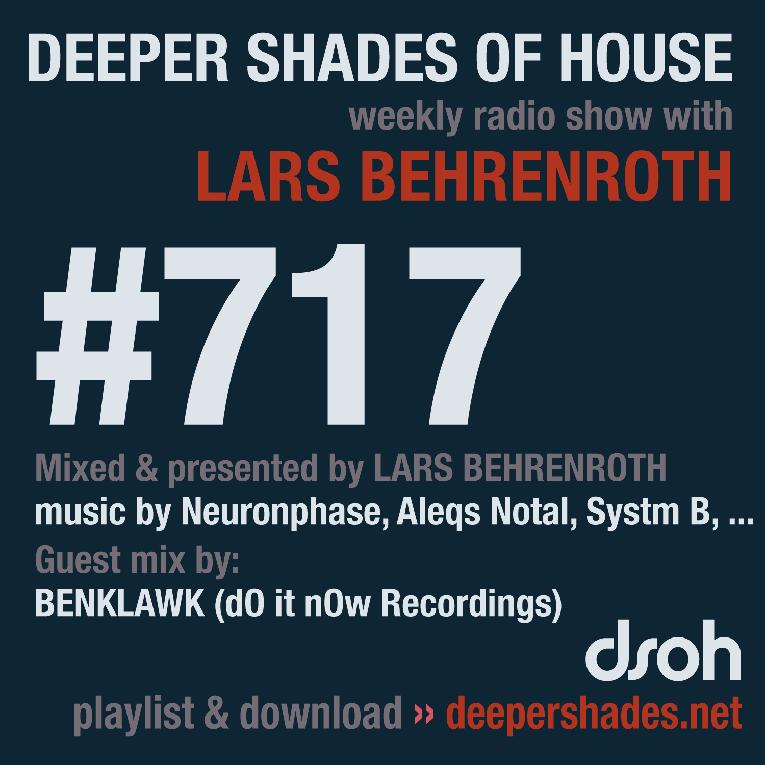 Deeper Shades Of House 717