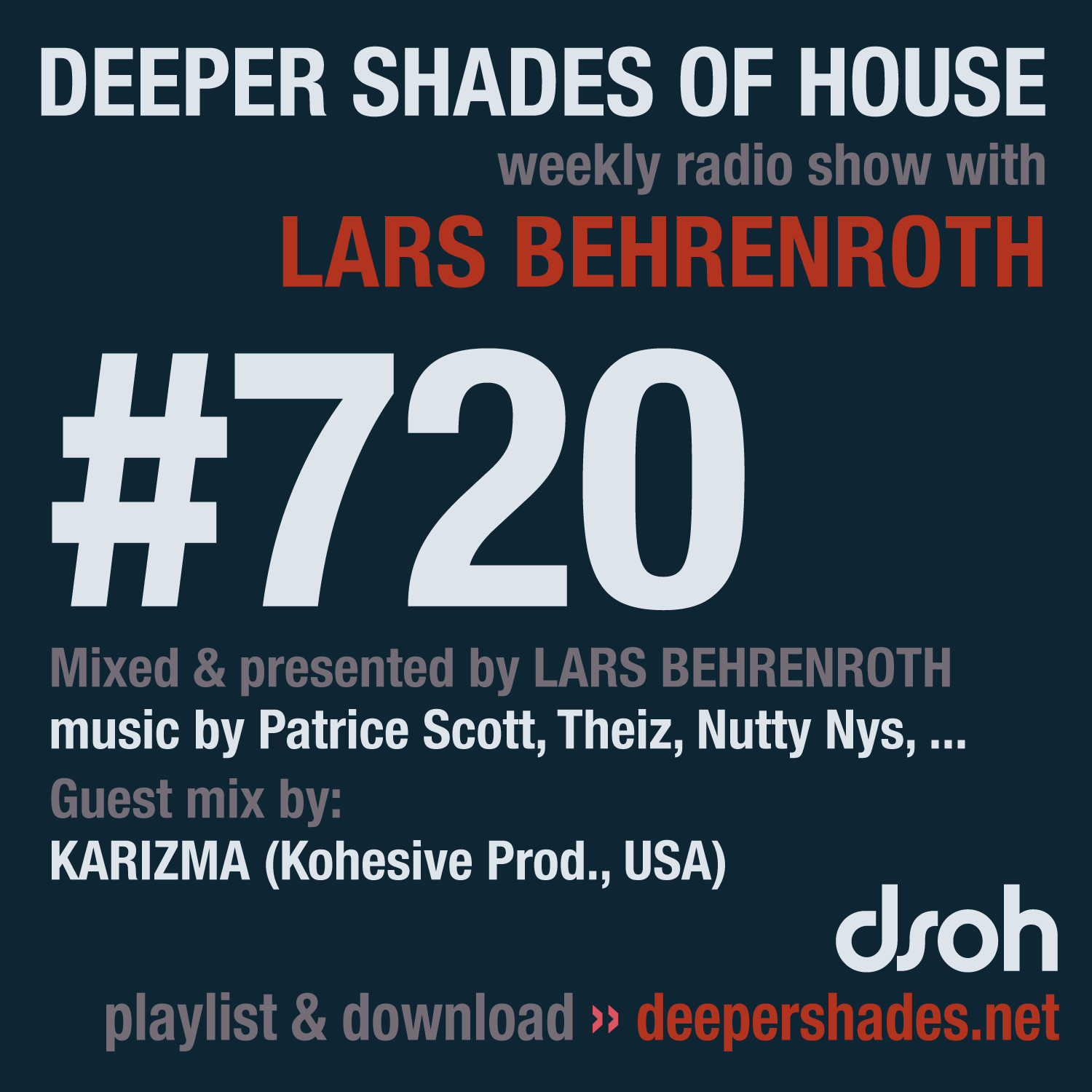 Deeper Shades Of House 720