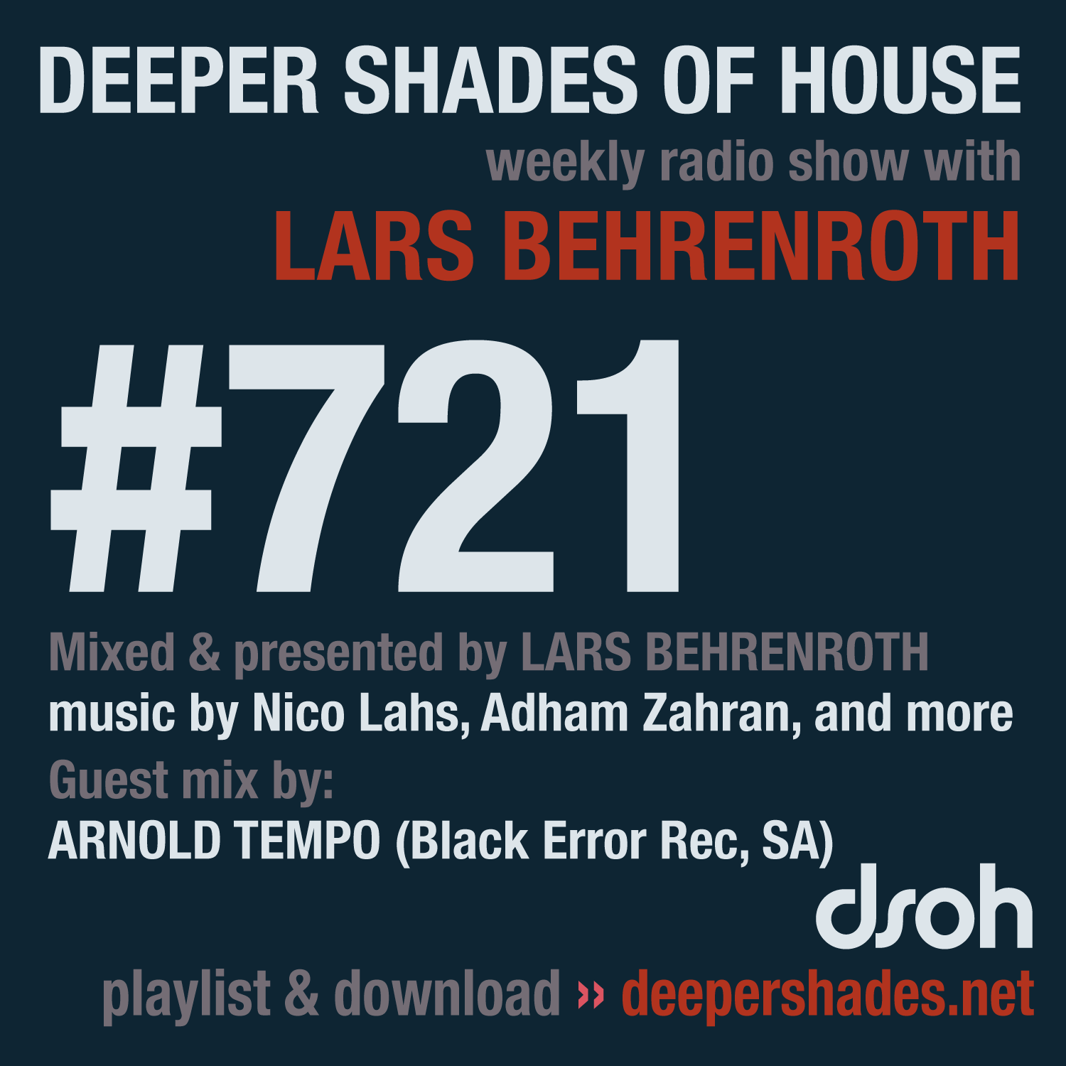 Deeper Shades Of House 721