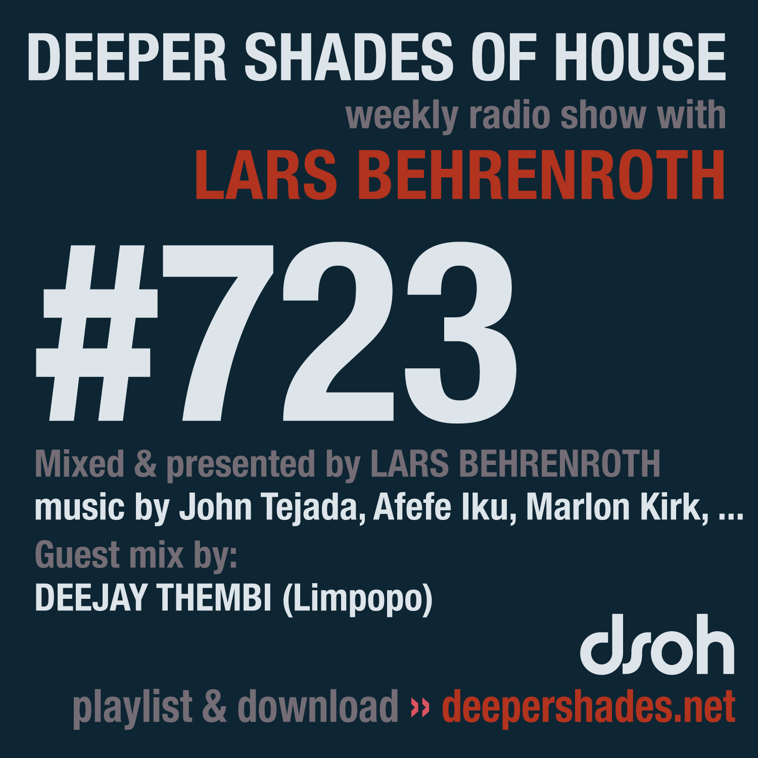 Deeper Shades Of House 723