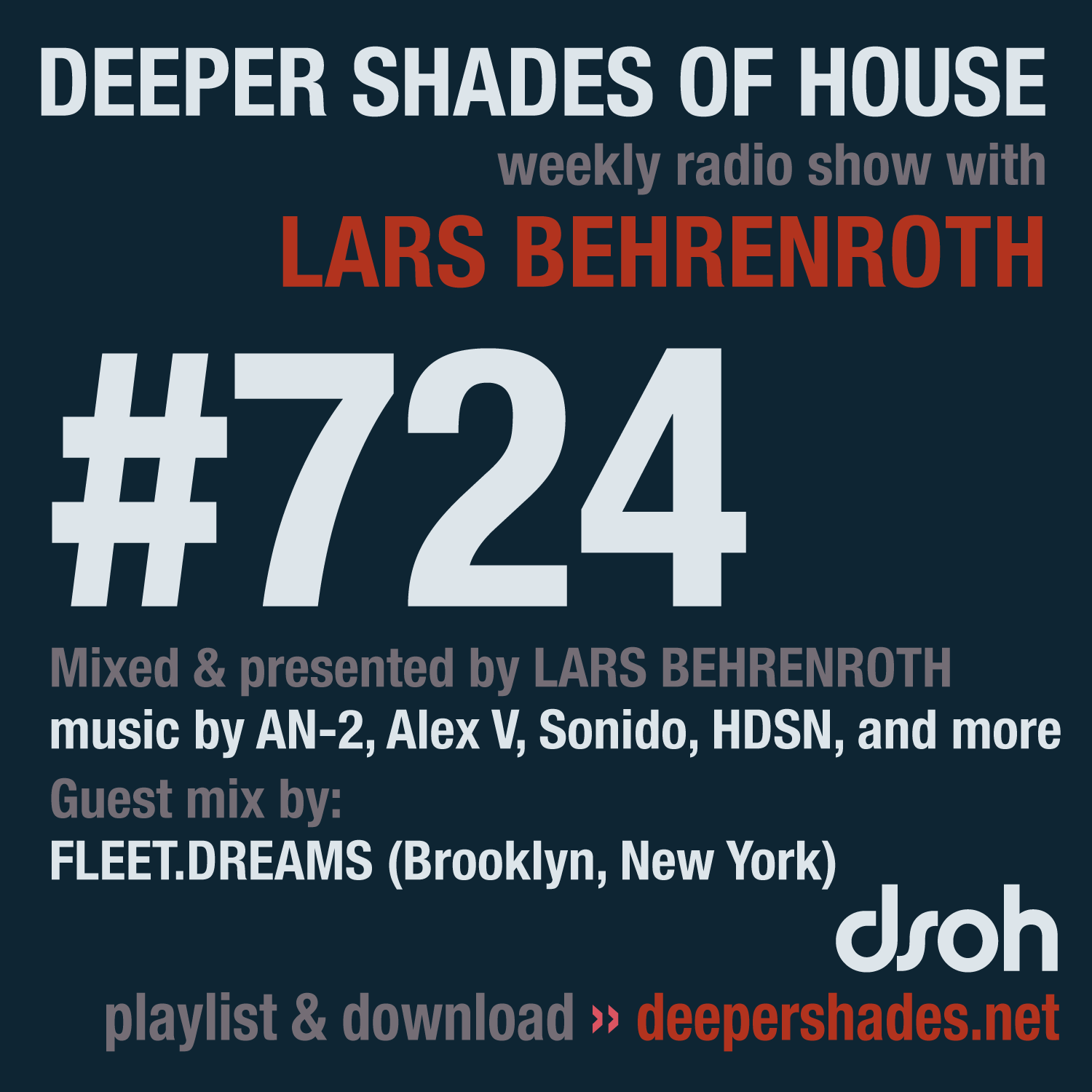 Deeper Shades Of House 724