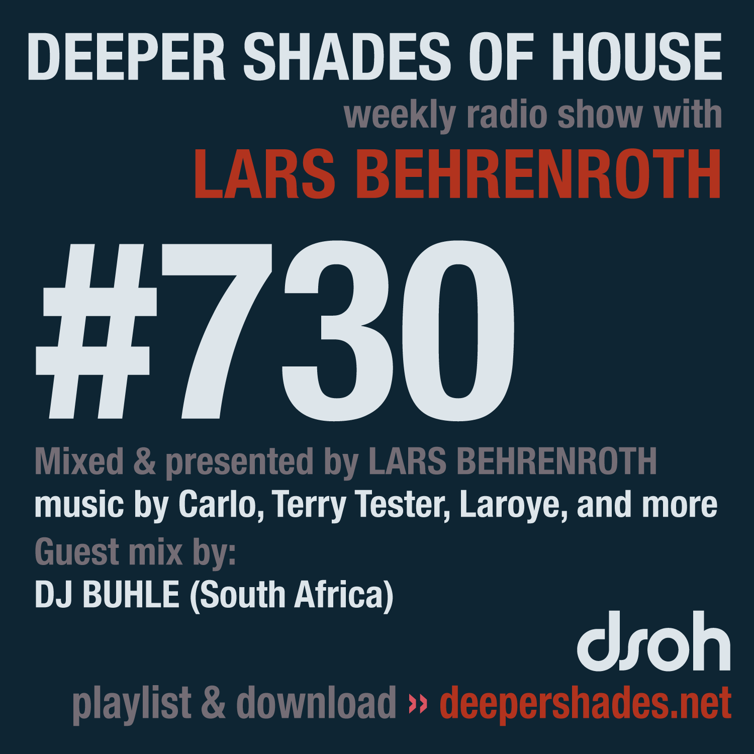 Deeper Shades Of House 730