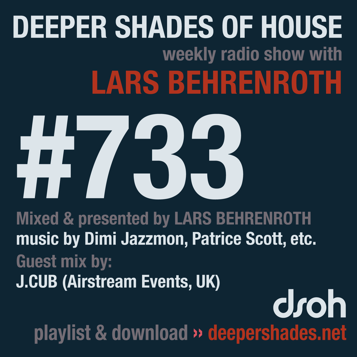 Deeper Shades Of House 733