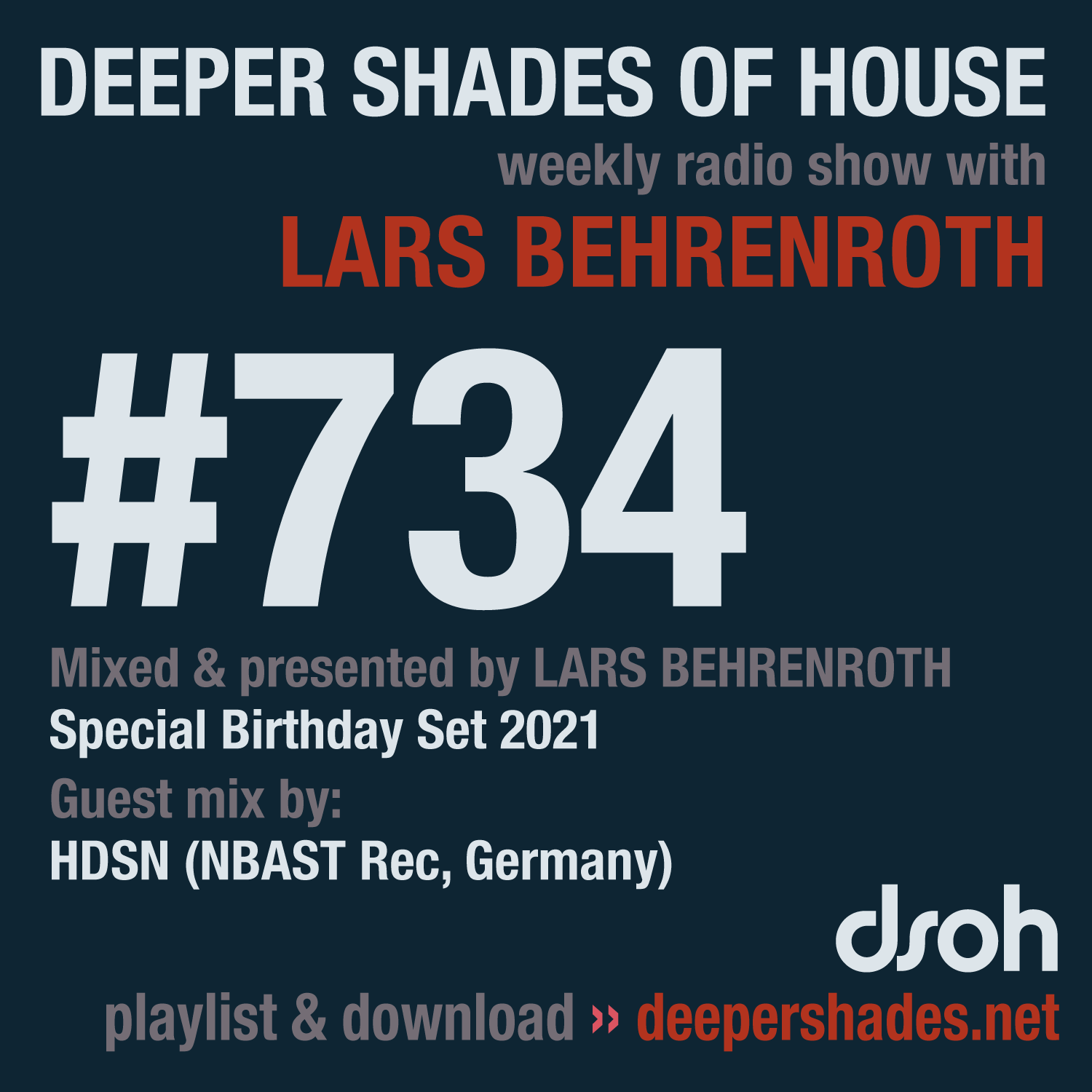 Deeper Shades Of House 734