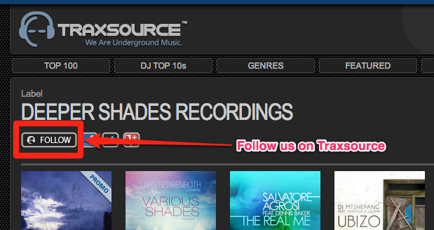 FollowOnTraxsource