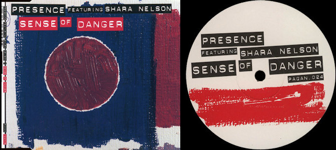 EYES ON CHARLES WEBSTER - PRESENCE feat. Shara Nelson - Sense Of Danger